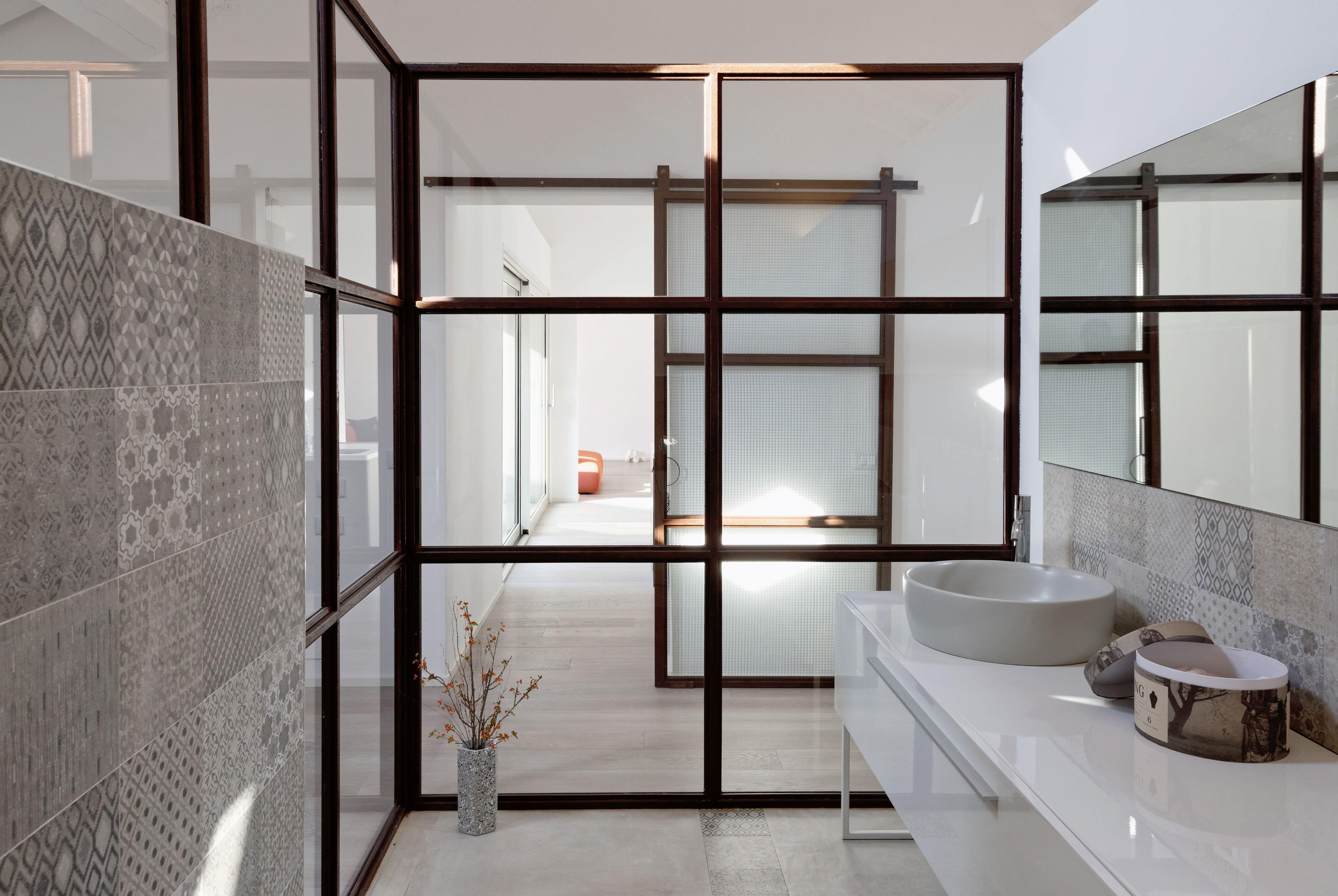 Piastrelle Arancioni Per Bagno v21 house - picture gallery (con immagini) | architettura