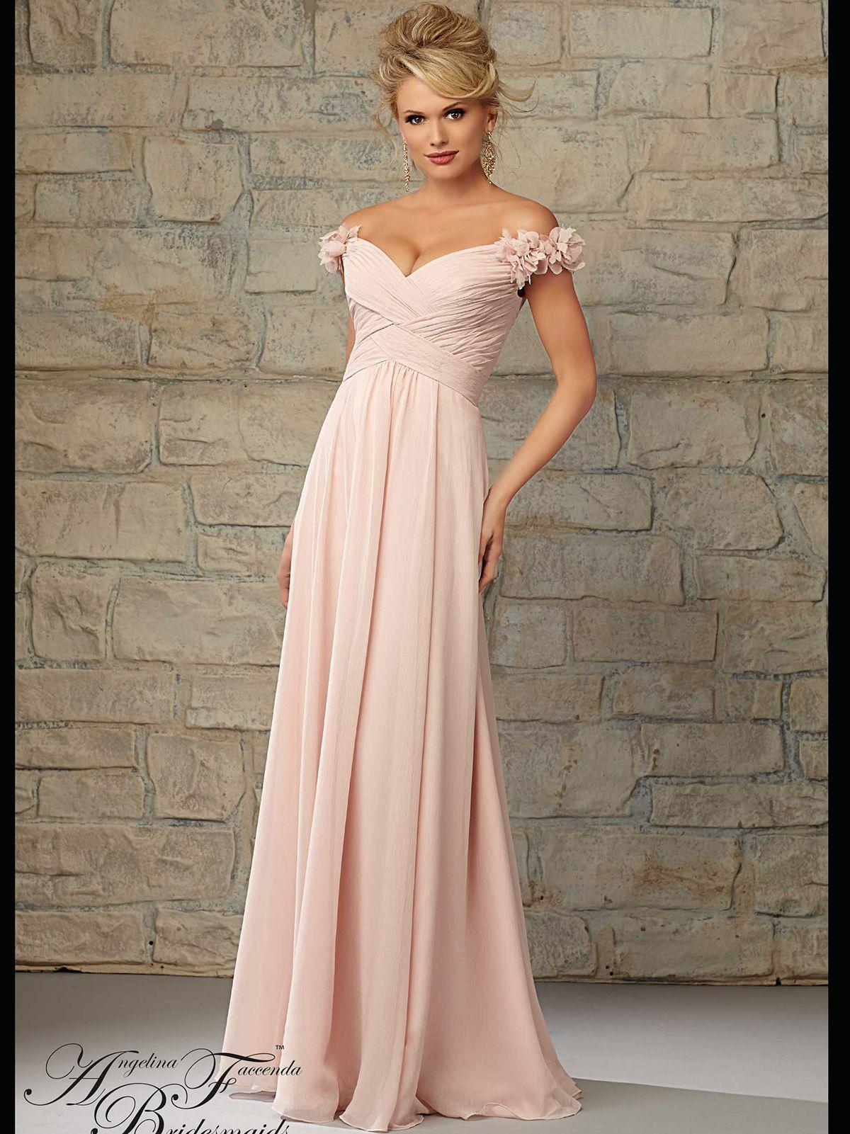 Mori Lee Bridesmaid Dress 20453: DimitraDesigns.com | B | Pinterest ...