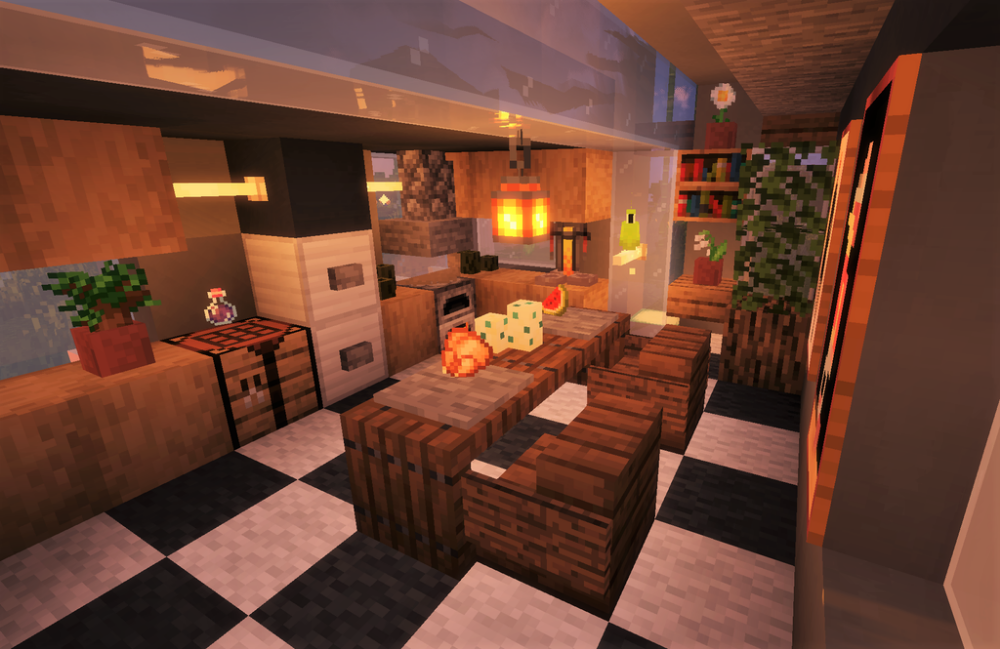 Have A Dinner With Us : DetailCraft