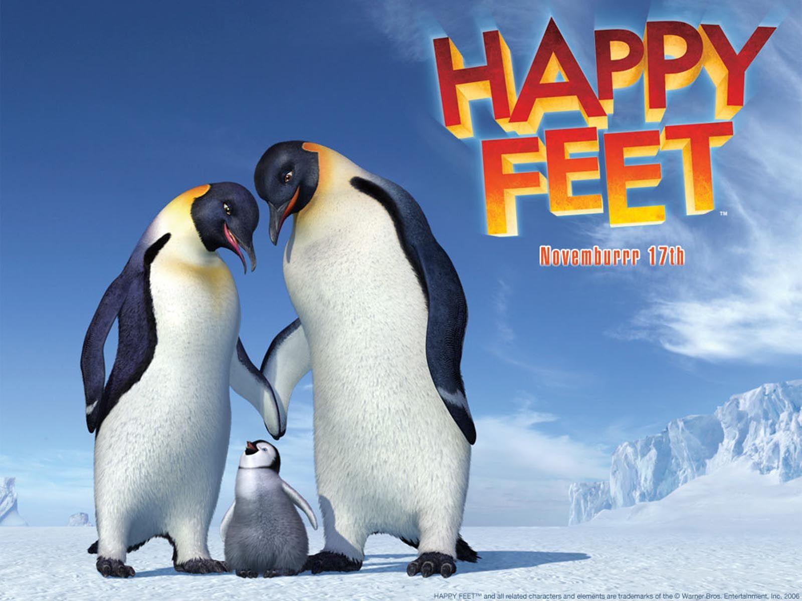 Happy Feet Poster Download Free 1920x1080 Happy Feet Boogie Wonderland Latest Cartoons