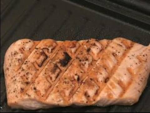 Easy George Foreman Grill Recipes Cooking Salmon On The ...