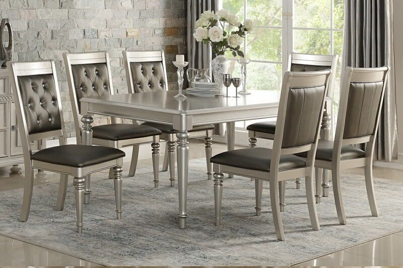 39+ Silver dining table and chairs Best Choice