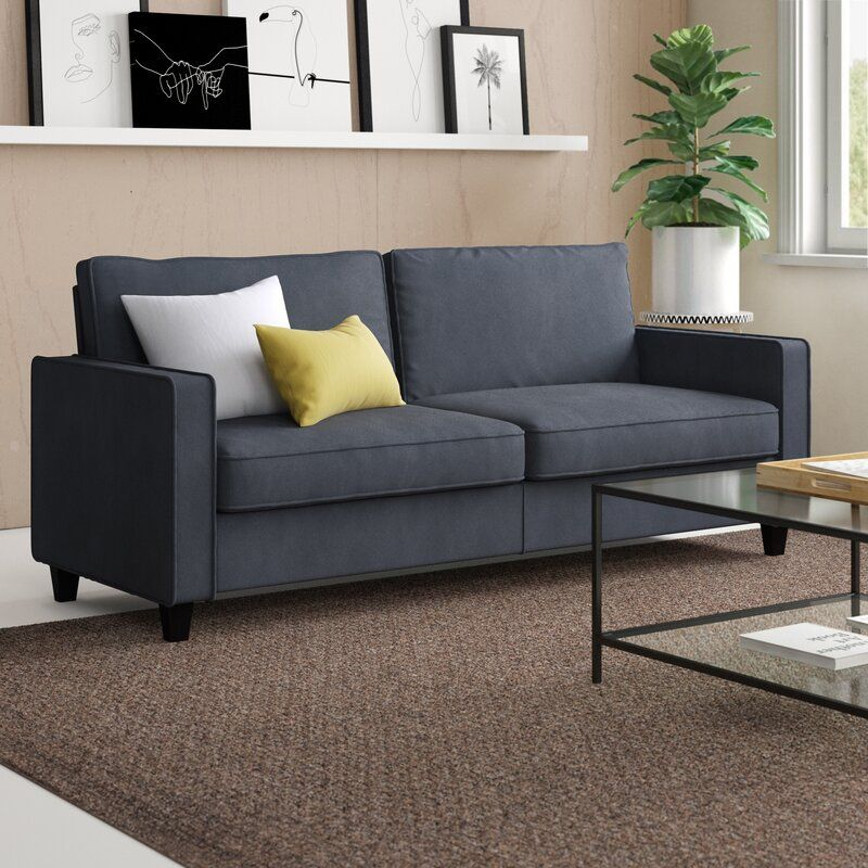 Zipcode Design Somerville Sofa Reviews Wayfair In 2020 Love Seat Convertible Sofa Sofa Upholstery
