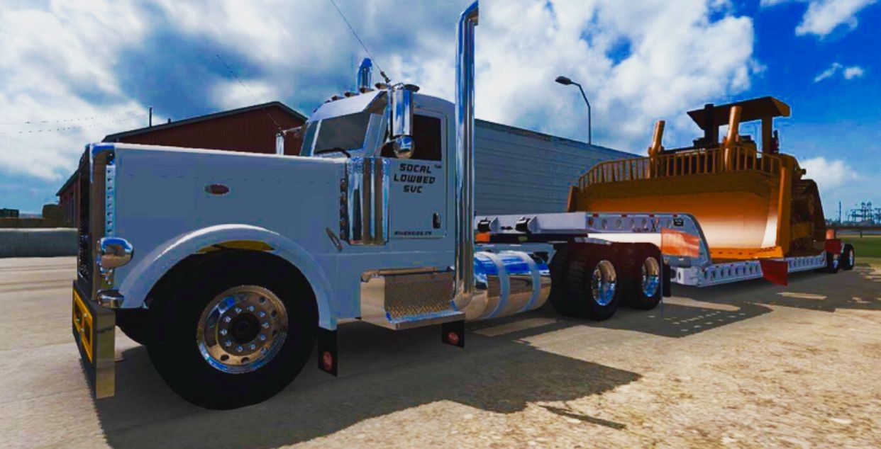 Pin by Paulie on Everything Gaming/Etc | American truck