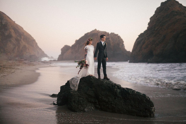 2fa4e53344 Big Sur Elopement, Pfeiffer Beach, California Wedding, Elopement, Elope,  Elopement Photographer. STORIES — CASSIE ROSCH ...
