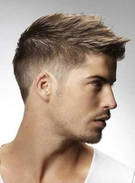 Frisuren Fur Jungs 2017 Mannerfrise Pinterest Short Hair