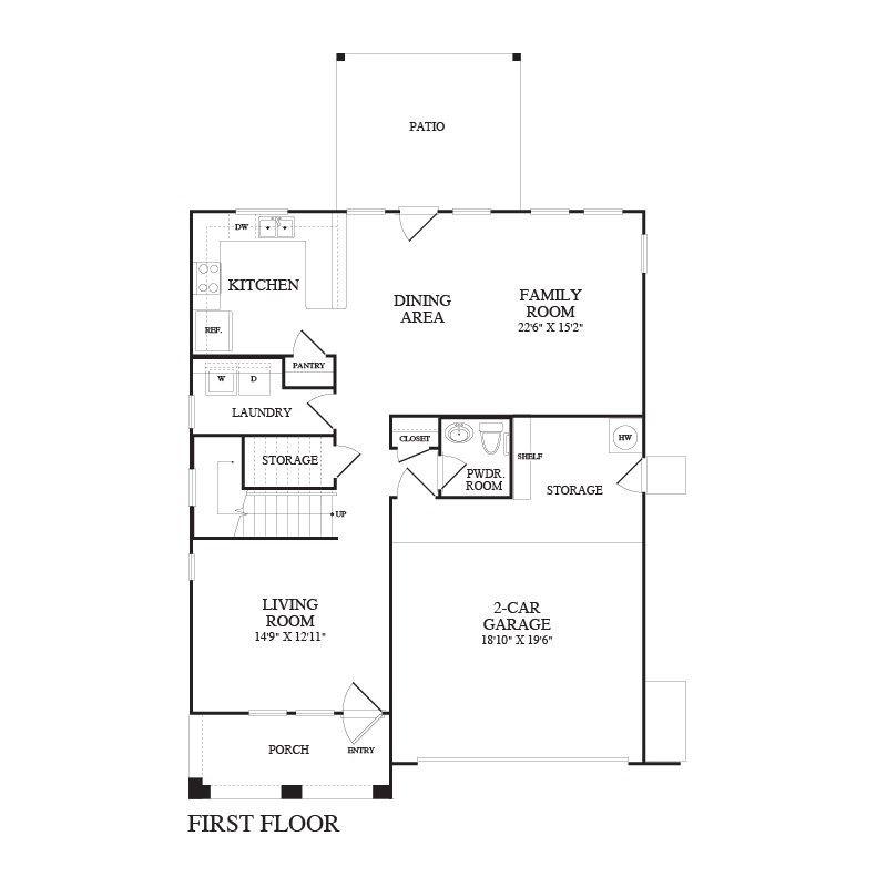 Slrd2 5f Floor Plans Lincoln Military Housing Military Housing