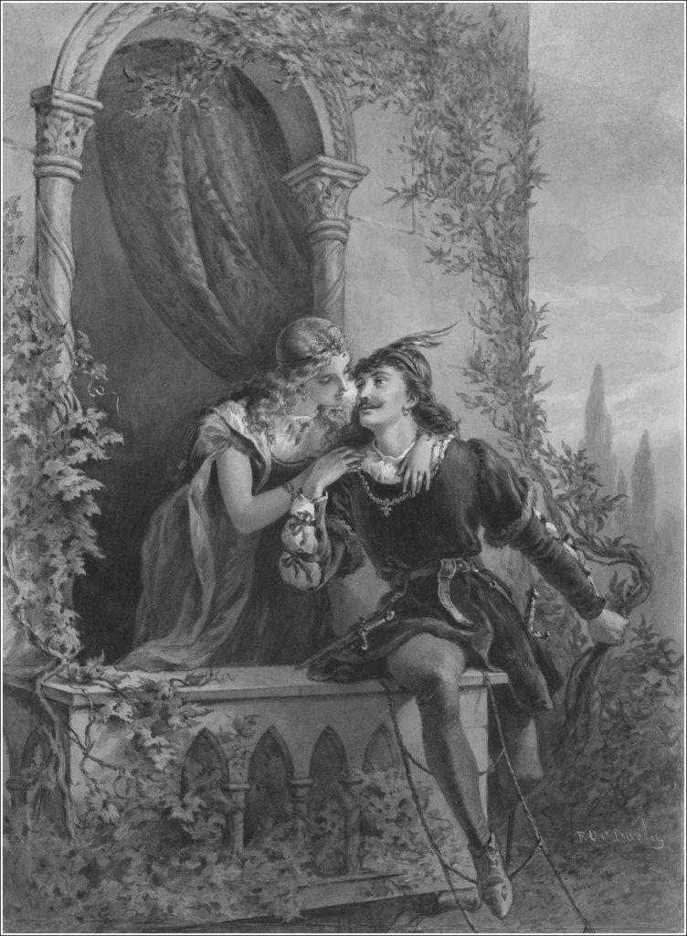 ранних рисунки из произведений шекспира для