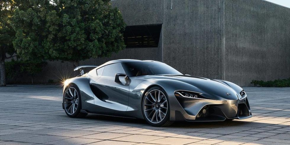 The Midsize Sports Car Is Just One Aspect Of A Broader BMW Toyota  Partnership That