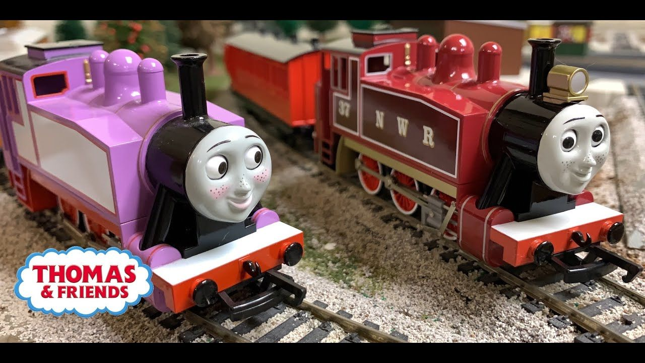 Bachmann Red Rosie New 2019 Thomas Friends Is Here Ho Scale Thomas And Friends Thomas Ho Scale