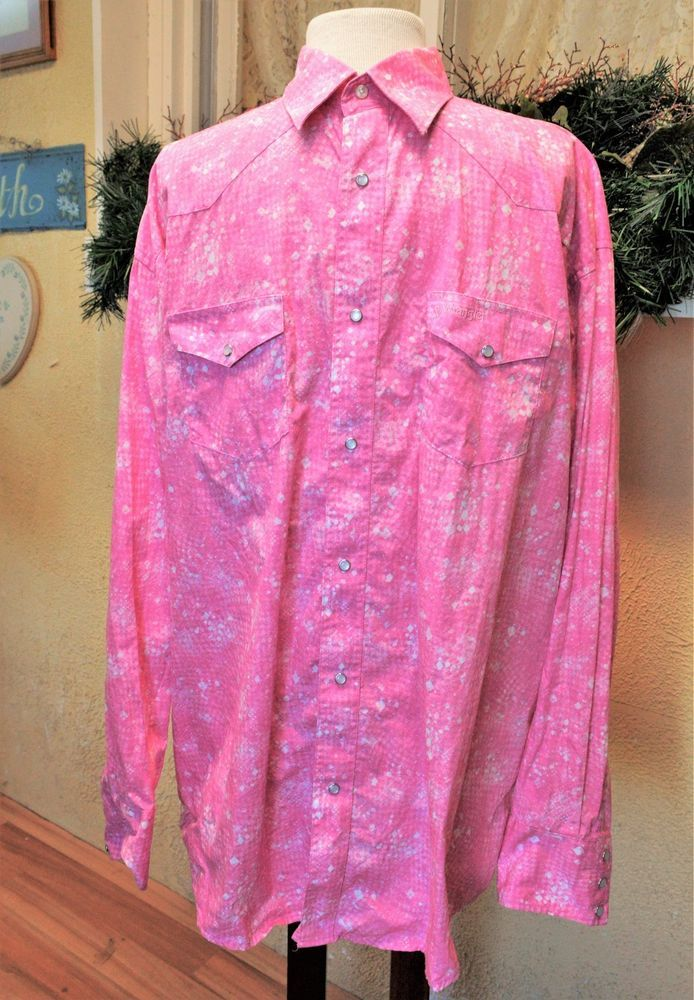 Wrangler breast cancer shirts