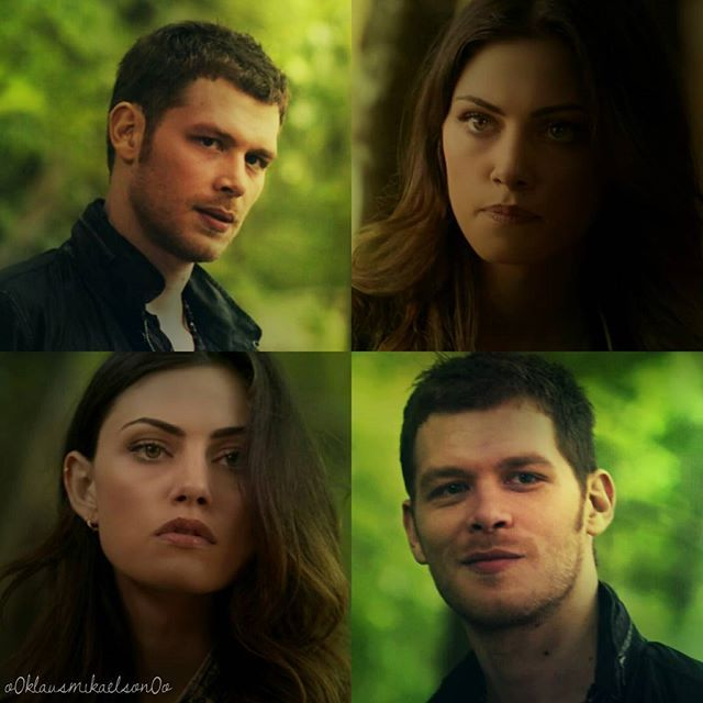 And a new one ^^ Klaus and Hayley in 2x02