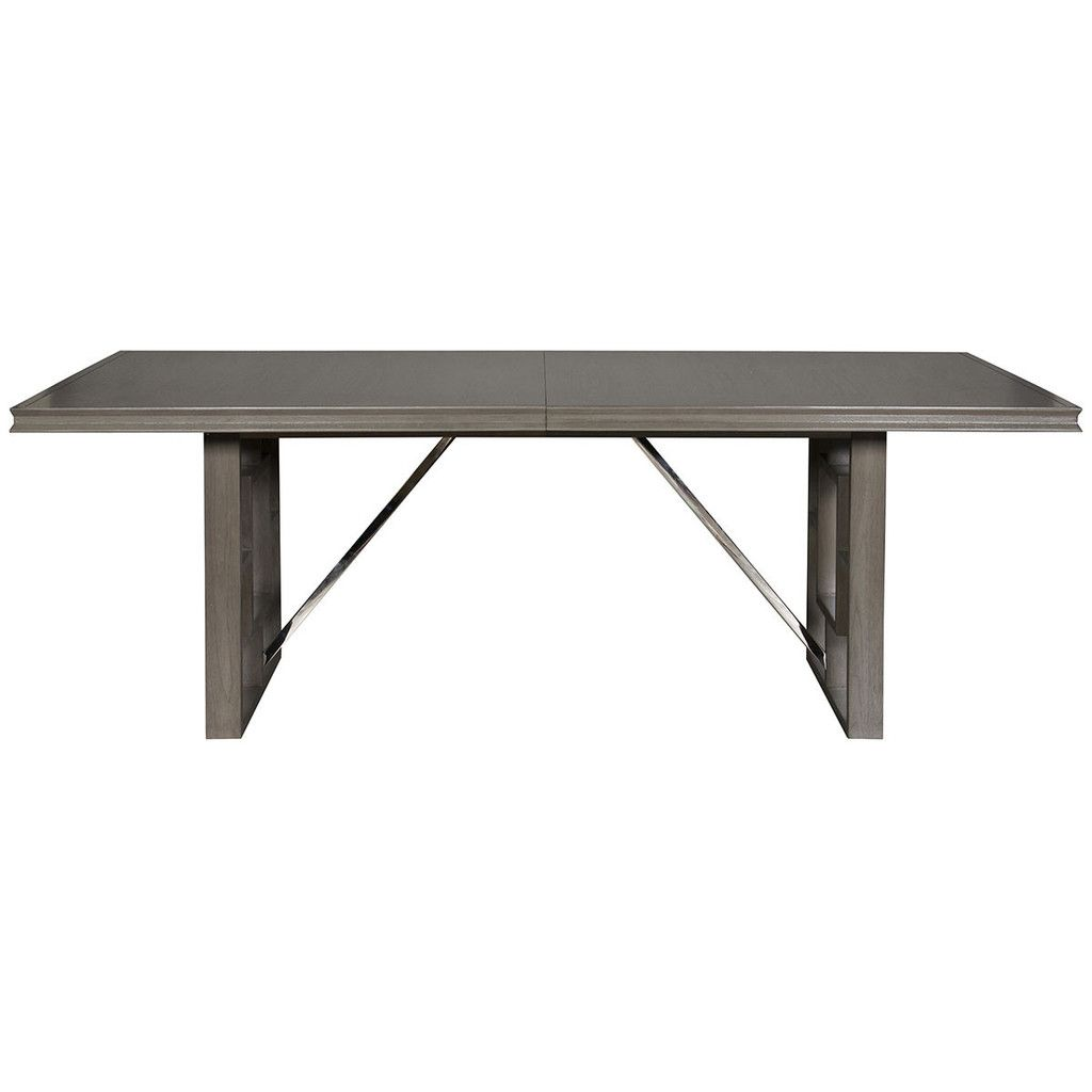 Lovely Vanguard Furniture Seneca Dining Table 9716T NH