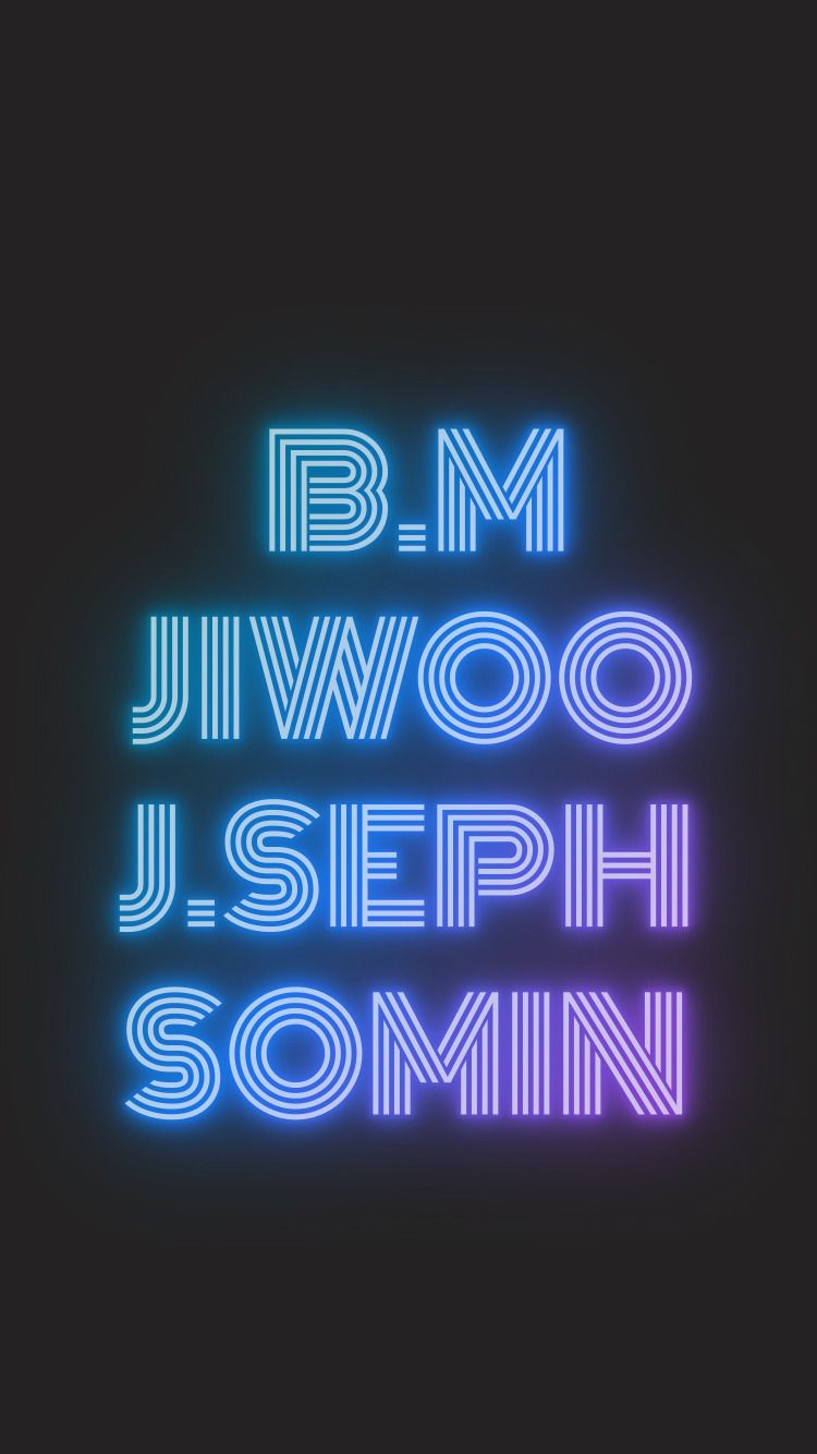 KARD wallpaper lockscreen kpop B.M Jiwoo Somin J.Seph | k-pop | Wallpapers kpop, Kpop y Fondos ...