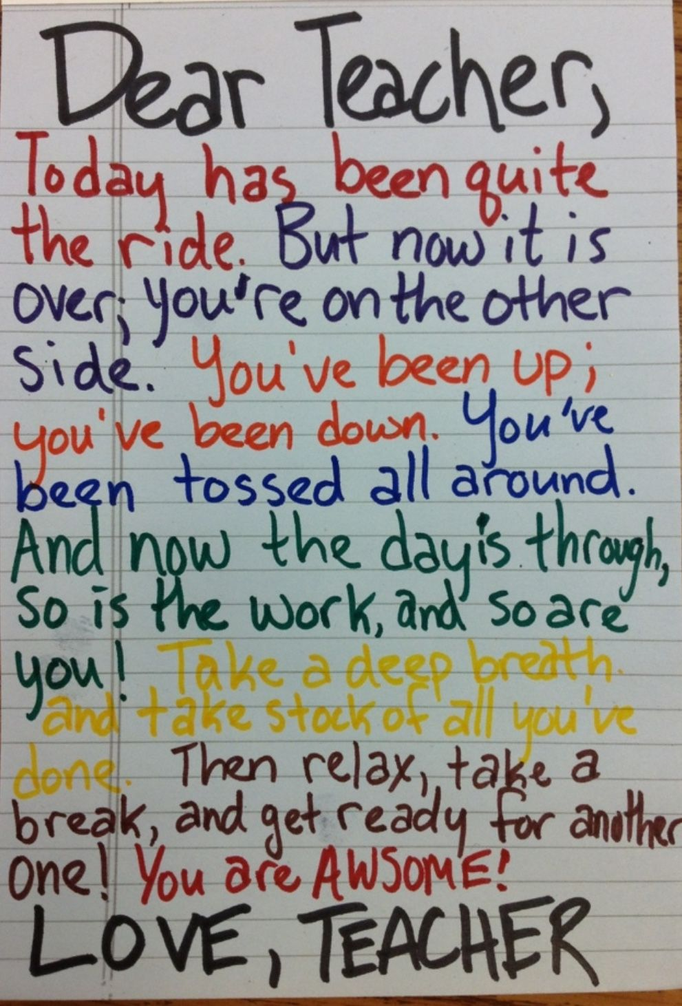 Pin By Bilal Siddque On Teacher Inspiration And Fun Day Speech Essay Poems
