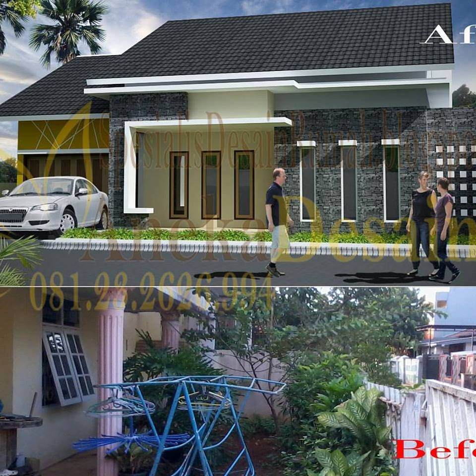 Renovasi Rumah Desain Rumah Minimalis Jasa Desain Rumah Desain