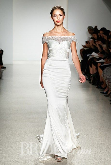 Red Carpet Worthy Wedding Gowns