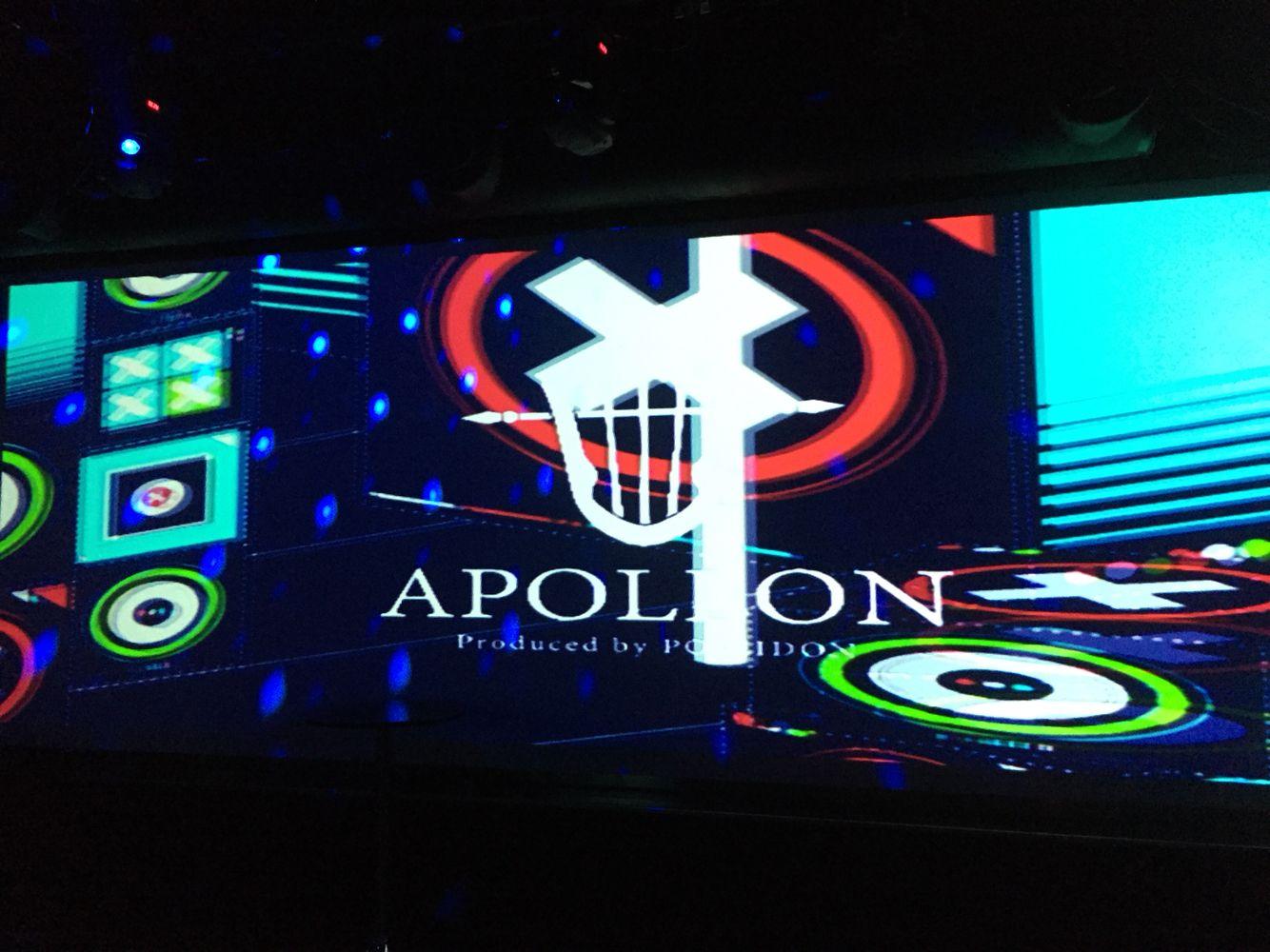 APOLLON by POSEIDON/BERG TOKYO&WEST BLUE Reception party/西麻布