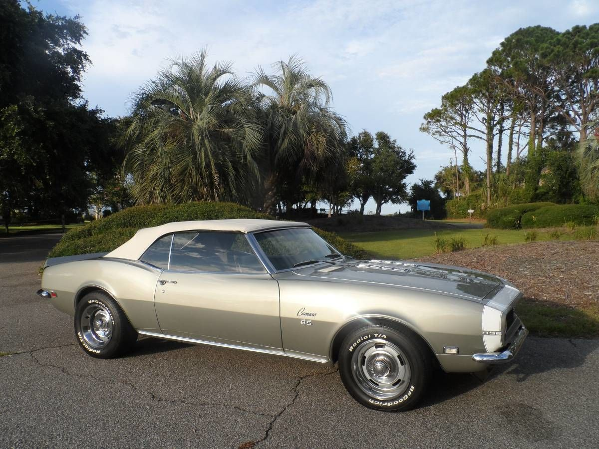 Yep that\'s Seafrost Green. . . \'68 Camaro SS 396   Muscle and Sport ...