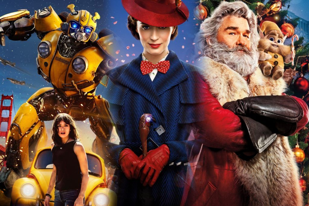 MOVIE REVIEWS Mary Poppins Returns, Bumblebee and The