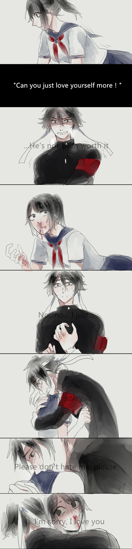 'lovesick' by KOUMI04