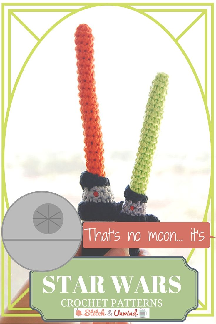 The Star Wars Crochet Patterns You Re Looking For Stitch And