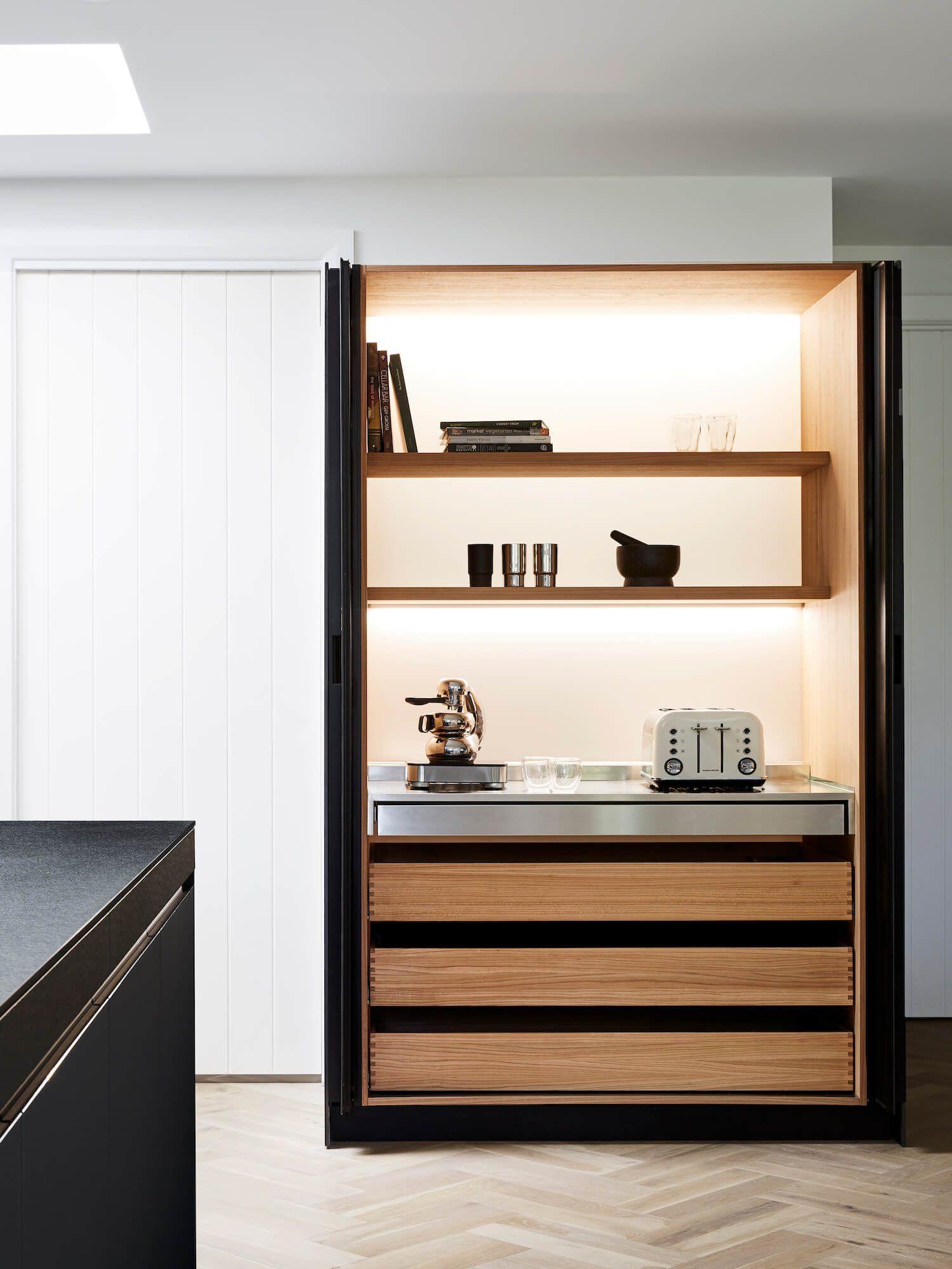 Best Built For Six Tour A Modern Family Kitchen Modern 400 x 300