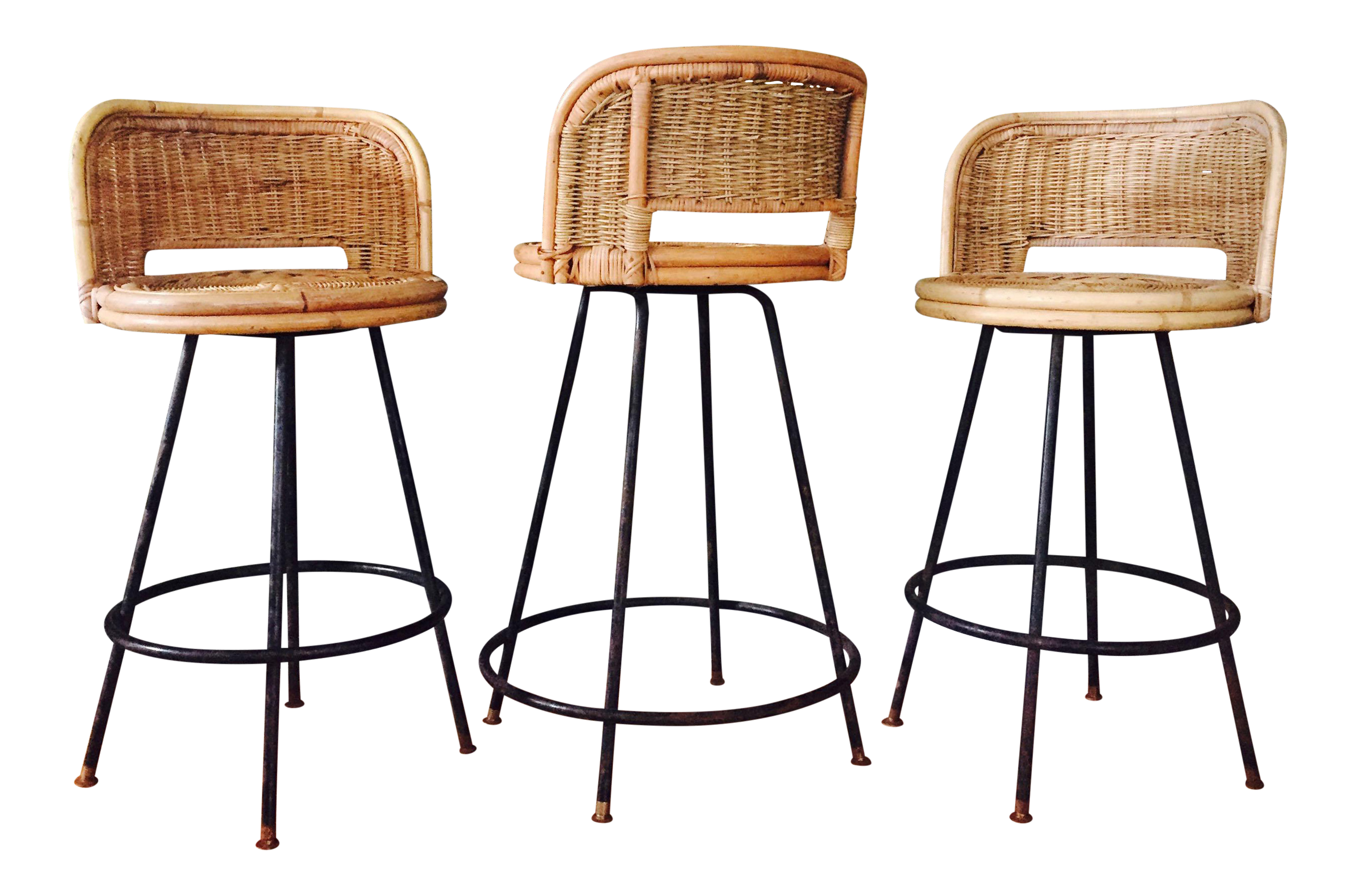 bar wicker outdoor co barrel splendid high stools counter no nz rattan chair table stool kitchen back height