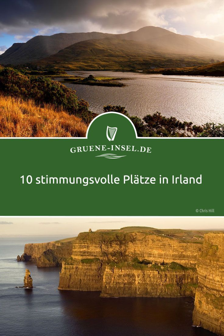 Photo of 10 atmospheric places to visit in Ireland: #irland …