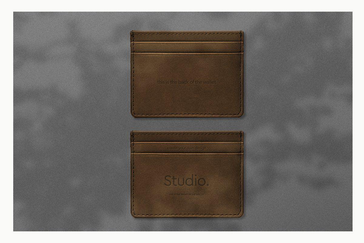 Wallet Design Mockup Sponsored Affiliate Designs Ease Branding Wallet Mockup Design Photoshop Tutorial Design Wallet Design