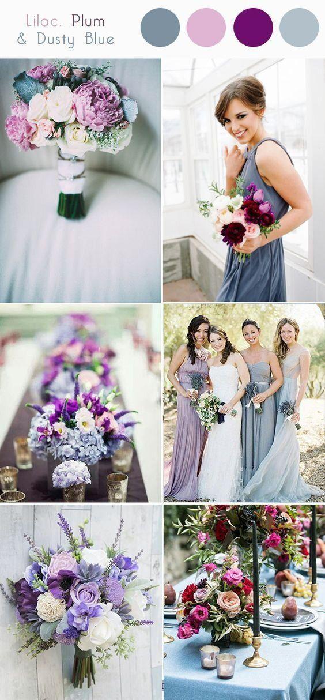 2020 Wedding Color Palettes