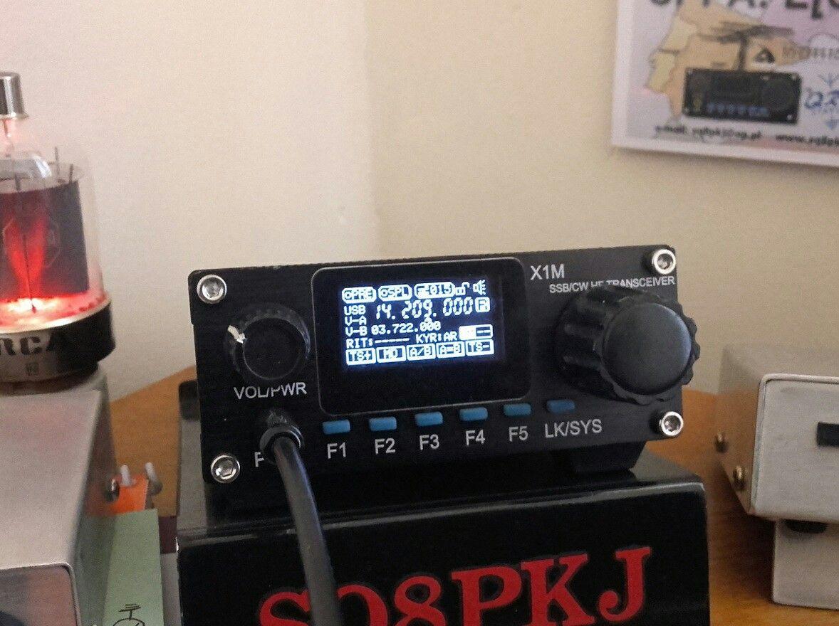 My radio