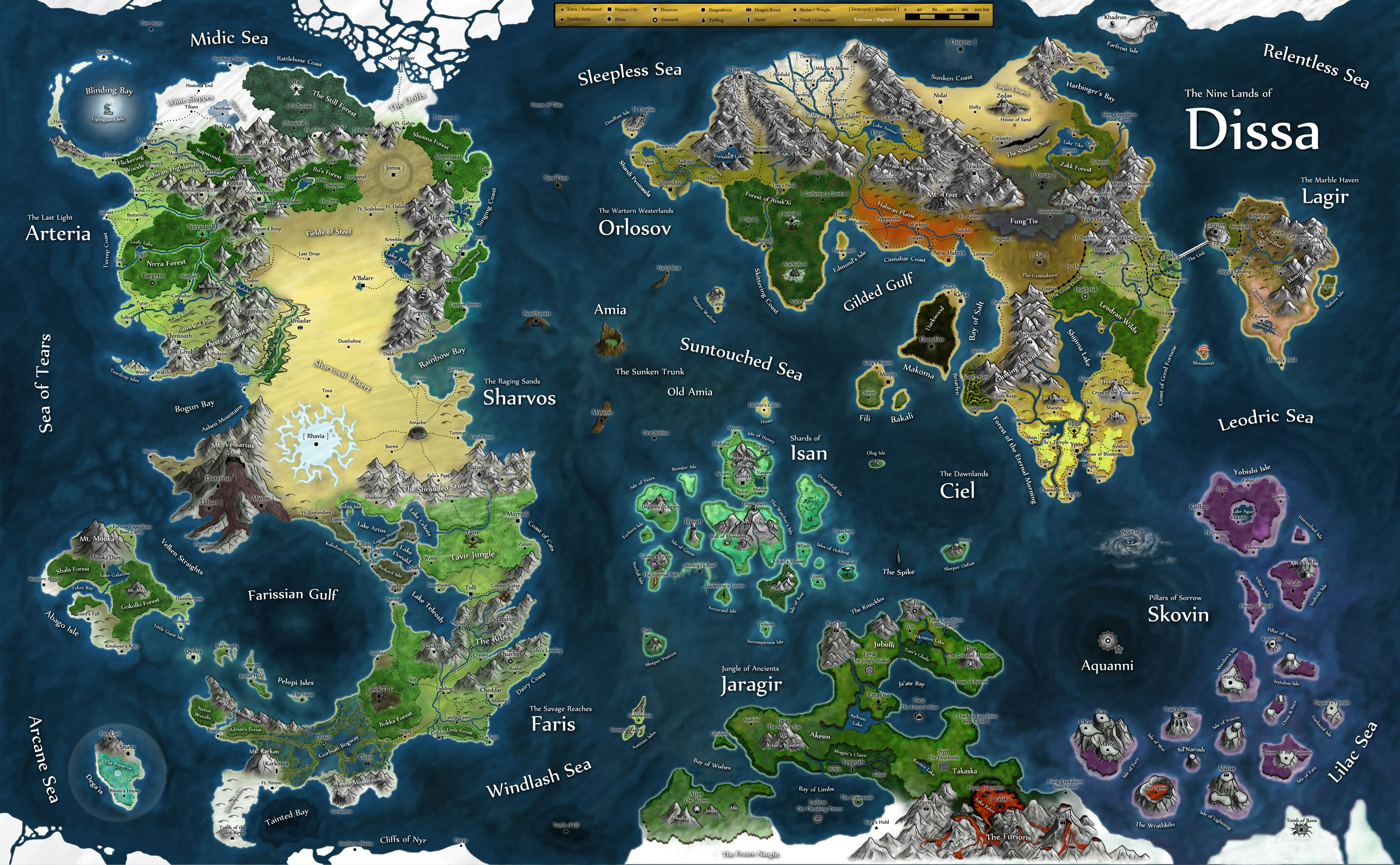 Thermal Map Of The World.Dissa By Sub Thermal D D Maps Pinterest Fantasy Map Map And Rpg