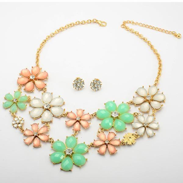 NER00679 Statement  Jewelry Set