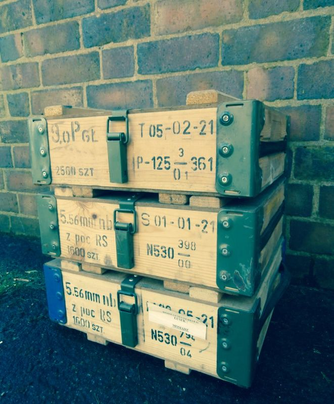 Nato Ammo Boxes Ammo Box Wooden Tool Boxes Wooden Boxes