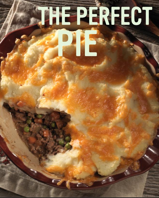 Effortless Shepherd's Pie #shepardspie