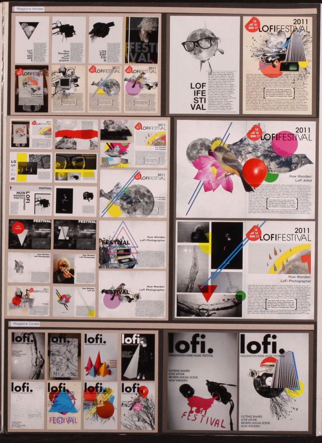 Creative Design Art Portfolio