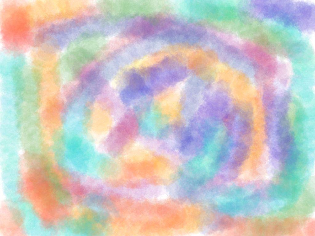 A watercolour Piece I Made Using An App ( Picsart )