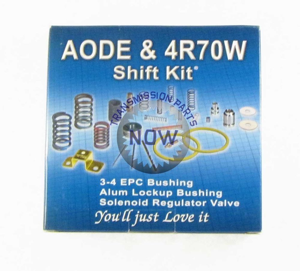 4r75w Aode 4r70w Wiring Harness Schematic Diagrams Wire Transgo Sk 1991 2011 Transmission Shift Kit Ford Aod Problems