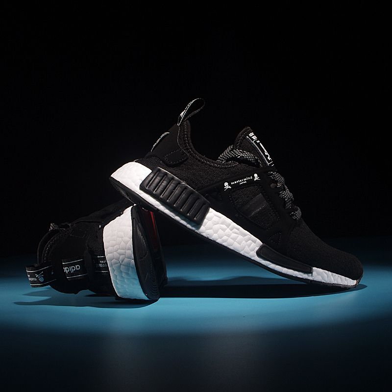 e543f55ab36085 Adidas NMD XR1 Pirate Black Shoes Wholesale