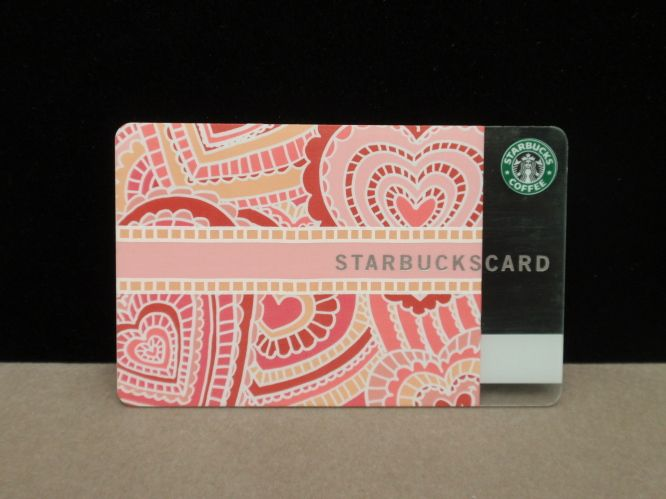 HTF Starbucks Happy Mother/'s Day Gift Card Never Swiped NO $ VALUE LAST ONE