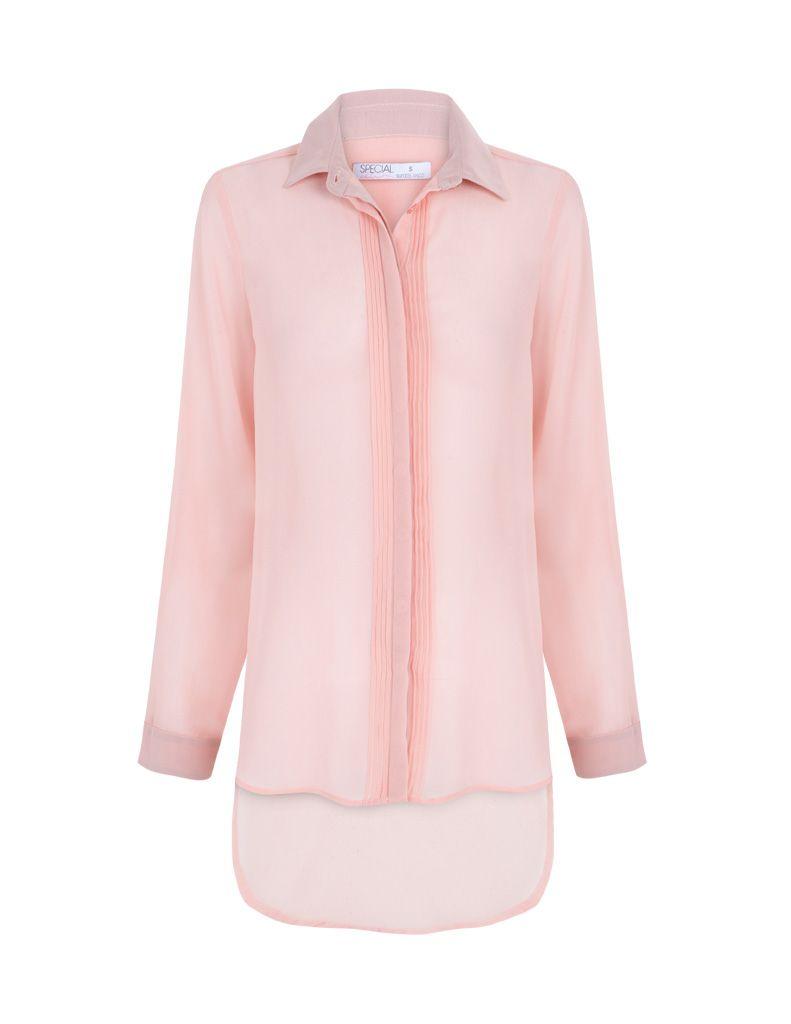 blusa mujer blanco rosa