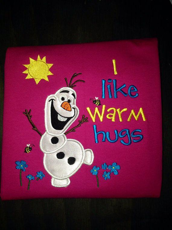 Frozen personalized shirt by BellaRagazzi on Etsy, $28.00