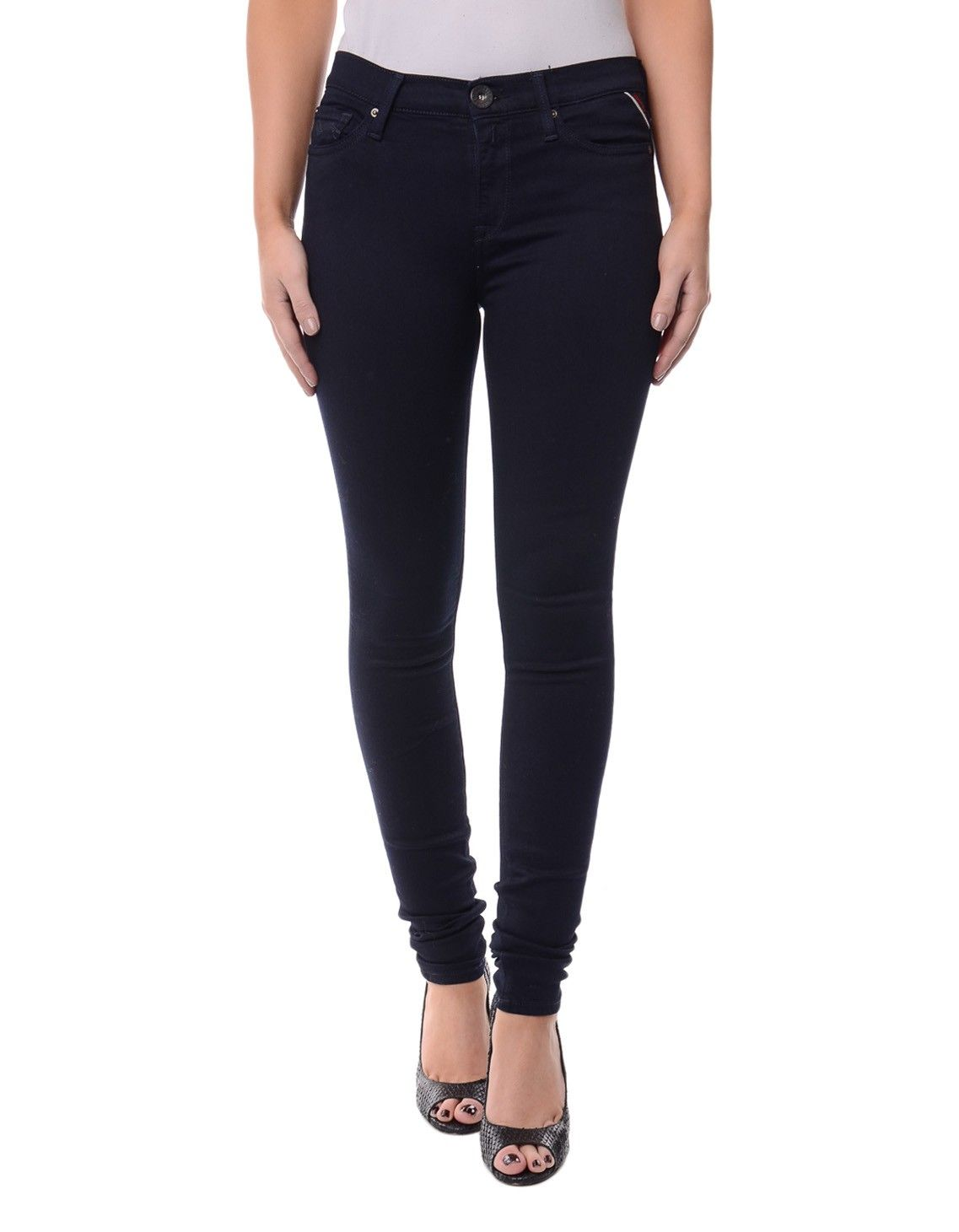 8ff693691bae0 Replay Indigo Joi Jeggings Jeans | Summer Showers | Jeggings, Jeans ...