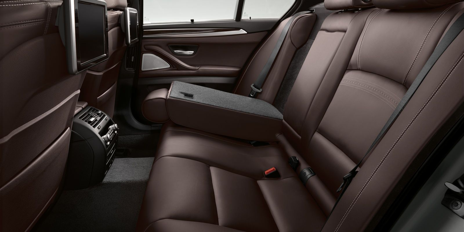 2015 Bmw 5 Series Interior Back Seat Bmw 5 Series Bmw New Bmw