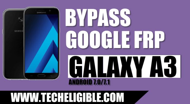 Bypass Google Frp Samsung Galaxy A3 Android 7 0 7 1 By Bluetooth