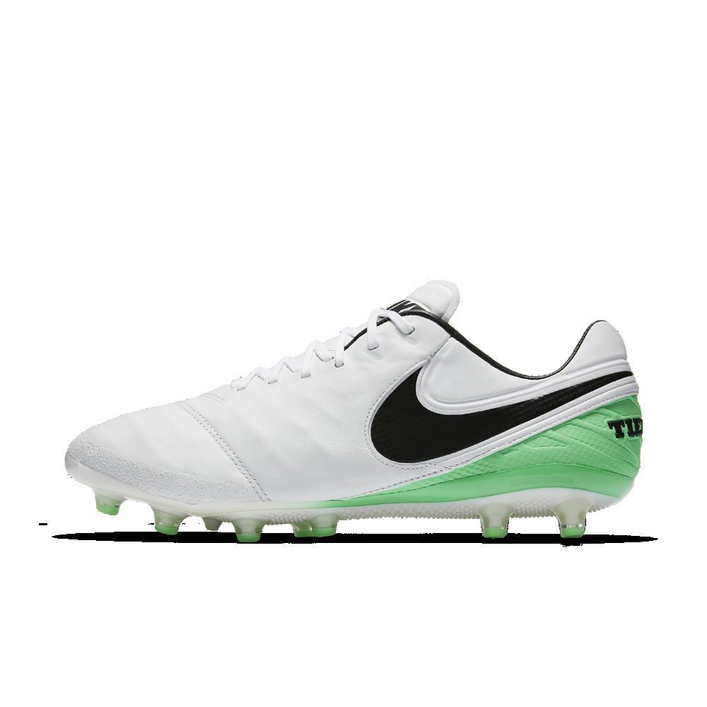 san francisco fb8bc 13c45 Nike Tiempo Legend VI AG-PRO Artificial-Grass Soccer Cleats Size 11.5  (White)