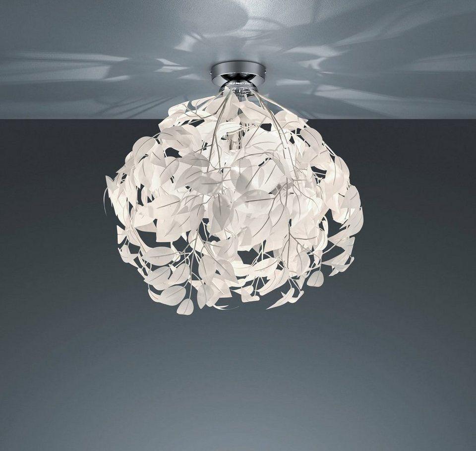 Trio Leuchten Deckenleuchte Leavy Dekoratives Design Online Kaufen Otto In 2020 Design Lampen Deckenlampen Design Deckenlampe