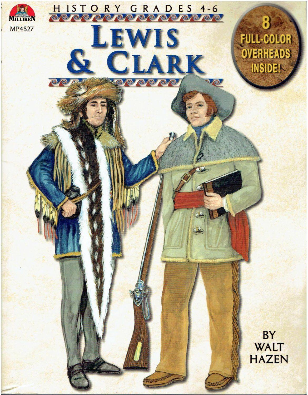 Milliken History Gr 4 6 Lewis Amp Clark Mp Social
