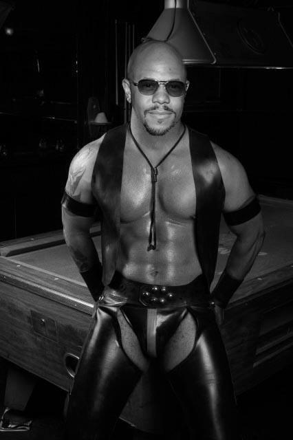 Black Men In Leather Tumblr